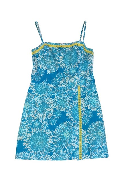 Lilly Pulitzer And Yellow Illusion Dress Image 2