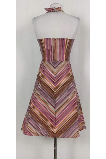 Trina Turk short dress Multicolor Halter on Tradesy Image 2