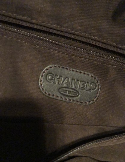 Chanel Tote in Chocolate Image 5