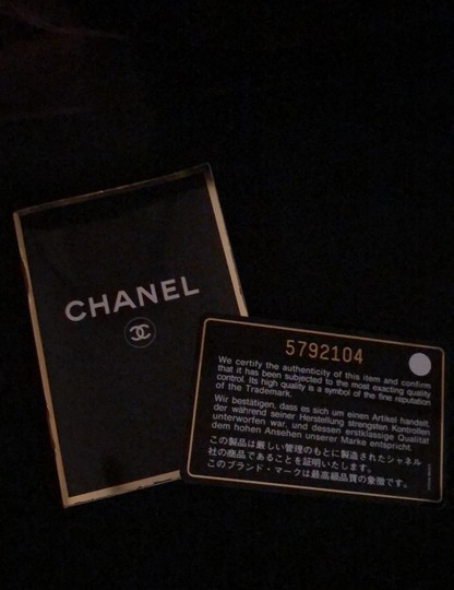 Chanel Tote in Chocolate Image 7