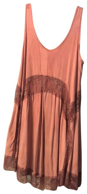 Preload https://img-static.tradesy.com/item/25213800/blush-dusty-pink-boutique-short-casual-dress-size-4-s-0-1-650-650.jpg