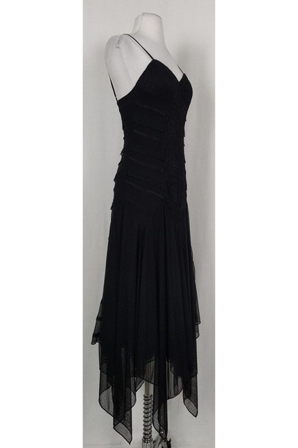 Haute Hippie short dress Black Silk Layered on Tradesy Image 1
