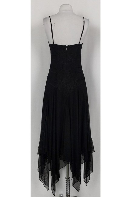 Haute Hippie short dress Black Silk Layered on Tradesy Image 2