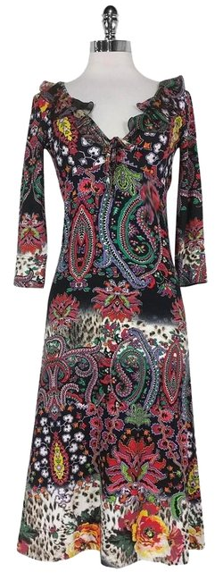 Just Cavalli short dress Multicolor Printed on Tradesy Image 0