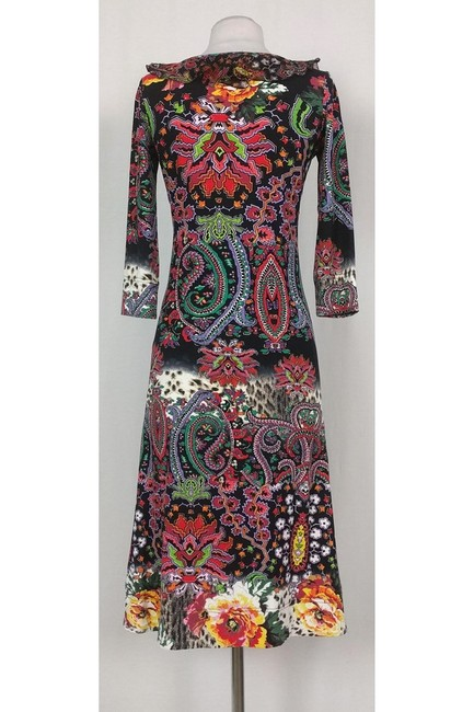 Just Cavalli short dress Multicolor Printed on Tradesy Image 2