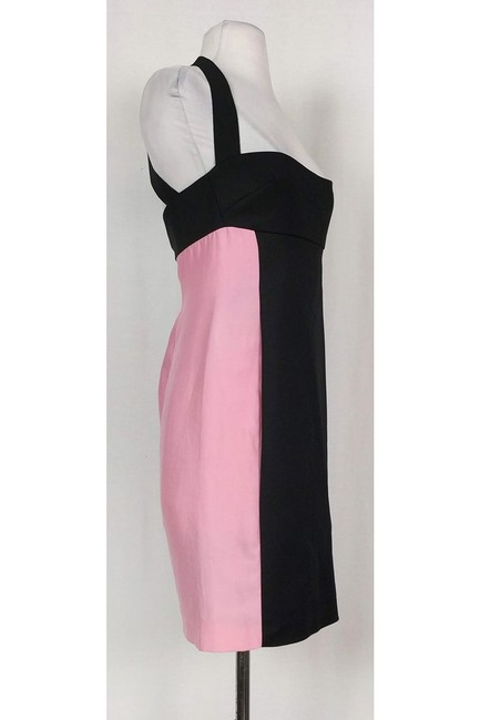 CoSTUME NATIONAL short dress Black Pink Fitted on Tradesy Image 1