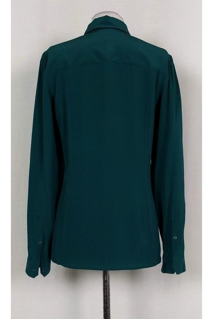 Gucci Button Top Green Image 2