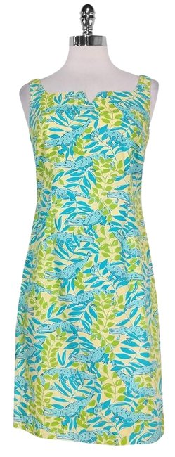 Preload https://img-static.tradesy.com/item/25213927/lilly-pulitzer-green-short-casual-dress-size-2-xs-0-1-650-650.jpg