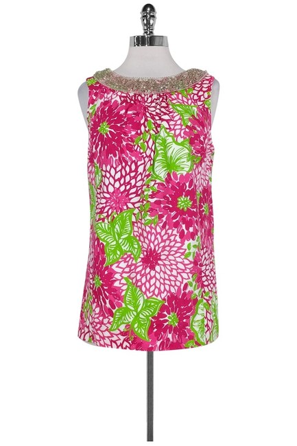 Preload https://img-static.tradesy.com/item/25213956/lilly-pulitzer-pink-activewear-top-size-8-m-0-0-650-650.jpg