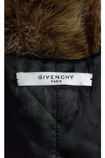 Givenchy Raccoon Fur Cape Image 2