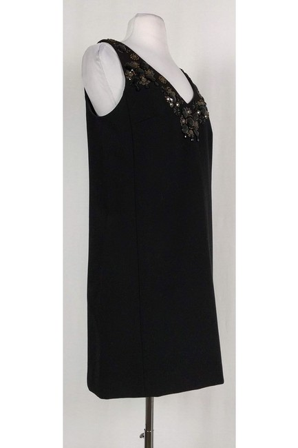 Club Monaco short dress Black Jeweled Shift on Tradesy Image 1
