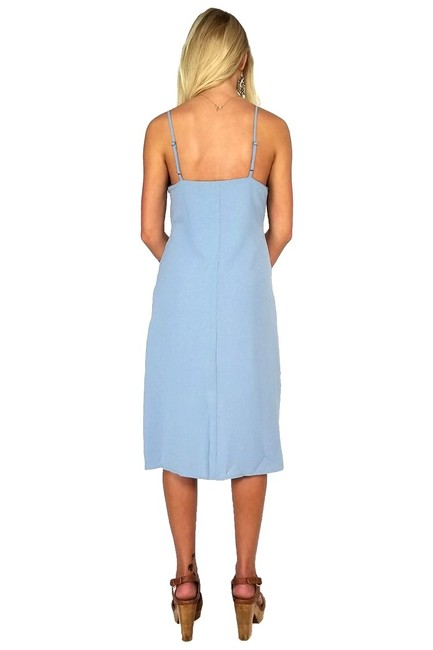 She + Sky short dress blue I Only Have Ties For on Tradesy Image 2