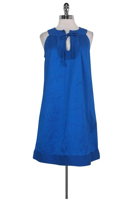 Preload https://img-static.tradesy.com/item/25214140/calypso-st-barth-blue-short-casual-dress-size-4-s-0-0-650-650.jpg