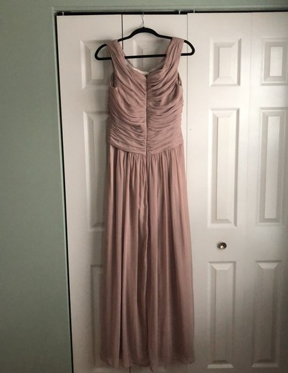 Cameo Polyester Formal Bridesmaid/Mob Dress Size 12 (L) Image 2
