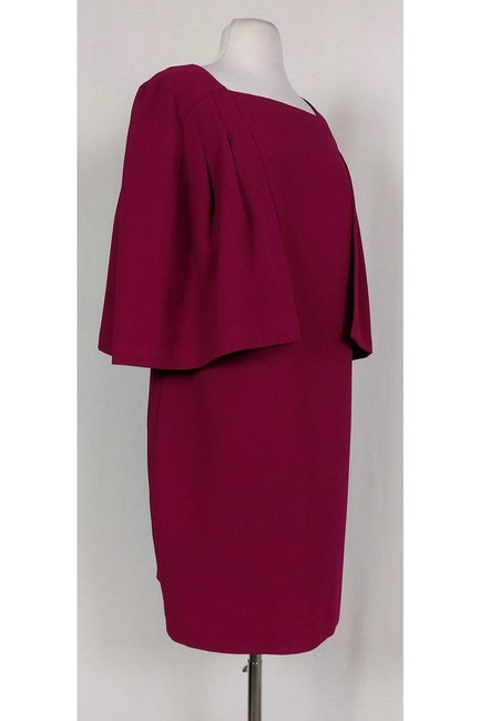 Trina Turk short dress Pink Fuchsia Cape on Tradesy Image 1