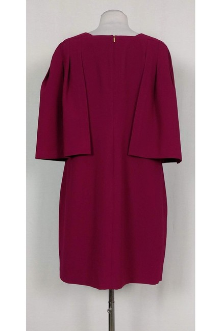 Trina Turk short dress Pink Fuchsia Cape on Tradesy Image 2