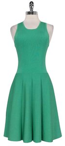 Parker short dress green Teal And Tennis on Tradesy