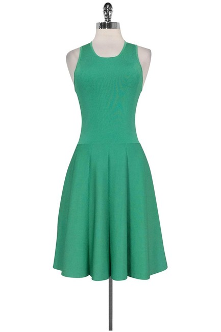Parker short dress green Teal And Tennis on Tradesy Image 2