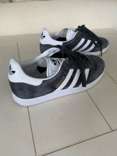 adidas gray Athletic Image 2