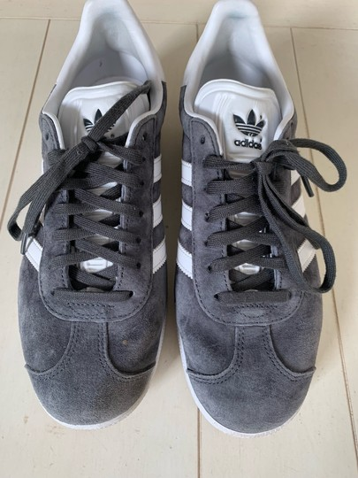 adidas gray Athletic Image 4