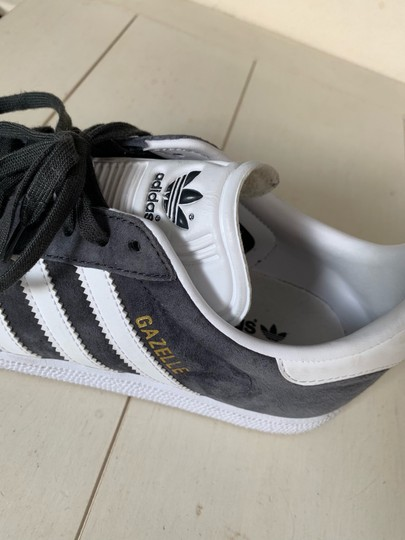 adidas gray Athletic Image 5