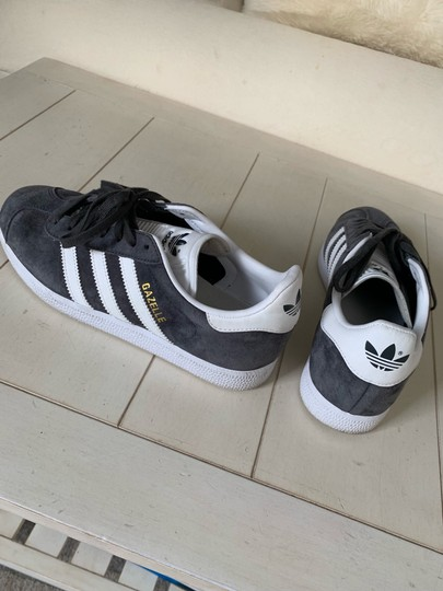 adidas gray Athletic Image 6