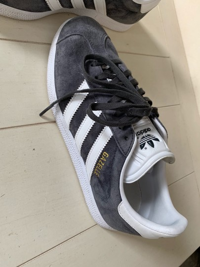 adidas gray Athletic Image 9