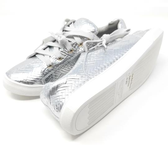Forever Young Fashion Sneakers Sneakers Silver Athletic Image 3