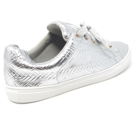 Forever Young Fashion Sneakers Sneakers Silver Athletic Image 4