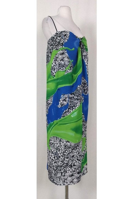 Maxi Dress by Clover Canyon Abstract Print Maxi Image 1