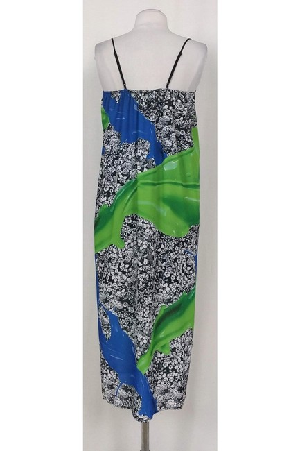 Maxi Dress by Clover Canyon Abstract Print Maxi Image 2