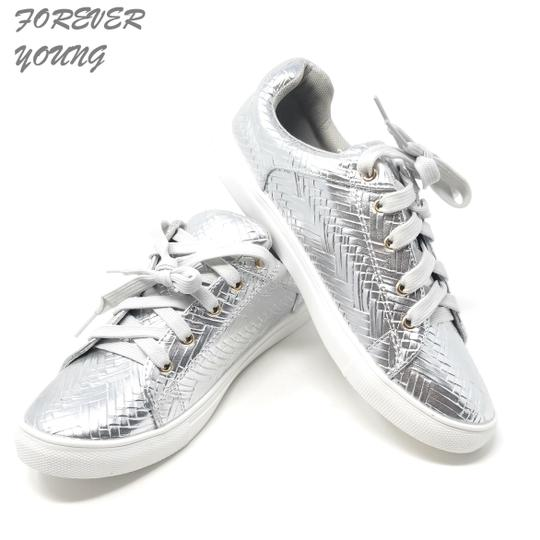 Preload https://img-static.tradesy.com/item/25214353/forever-young-silver-sn-2813-women-s-laced-quilted-fashion-sneakers-size-us-7-regular-m-b-0-0-540-540.jpg