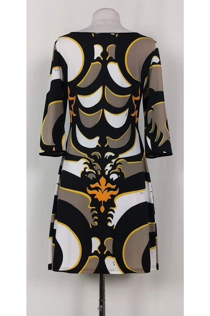 Emilio Pucci short dress Multicolor Abstract Print on Tradesy Image 2