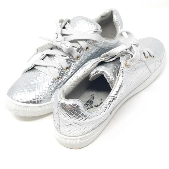 Forever Young Fashion Sneakers Sneakers Silver Athletic Image 6