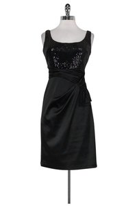 David Meister Sequined Dress
