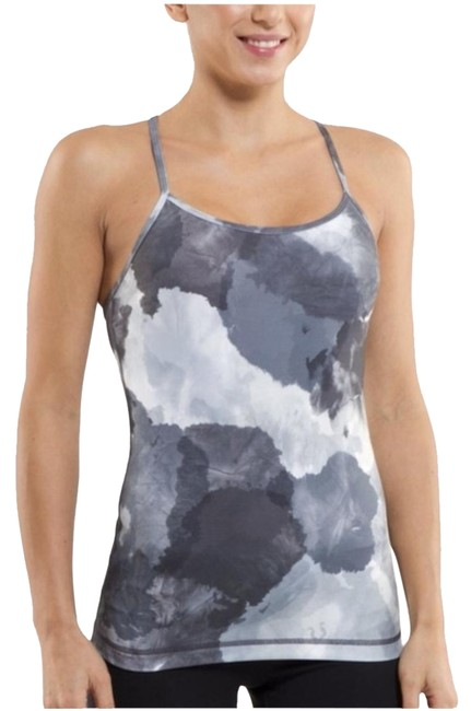 Preload https://img-static.tradesy.com/item/25214530/lululemon-grey-power-y-watercolor-activewear-top-size-4-s-0-1-650-650.jpg