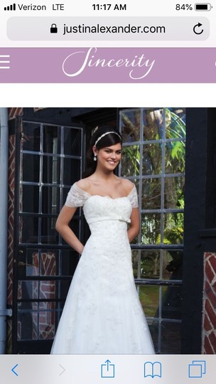 Preload https://img-static.tradesy.com/item/25214552/ivory-tulle-lace-pearl-new-and-traditional-wedding-dress-size-6-s-0-0-540-540.jpg