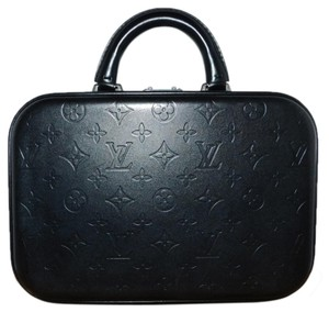 Louis Vuitton Satchel in Black Monogram