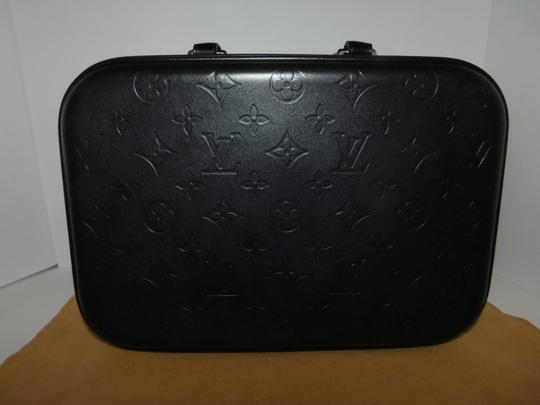Louis Vuitton Satchel in Black Monogram Image 3