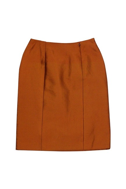 Item - Orange Skirt Size 4 (S)