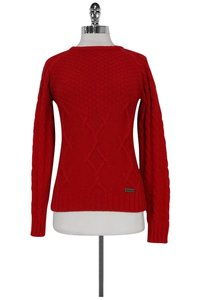 Barbour Cable Knit Sweater