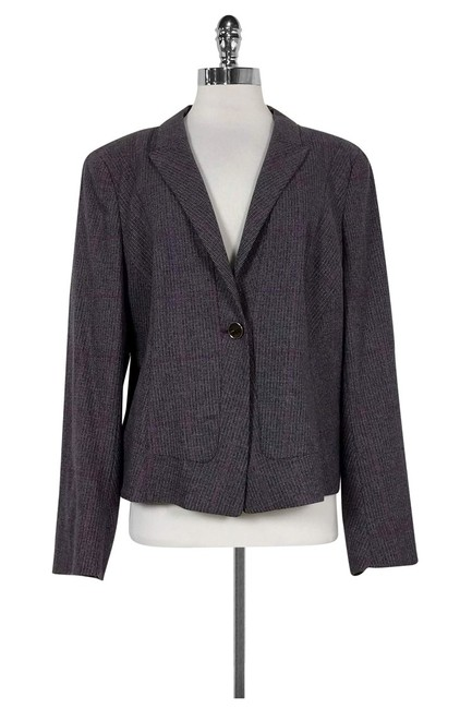Item - Purple Blazer Size 12 (L)