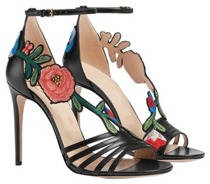 Gucci Black with floral embroidery Formal
