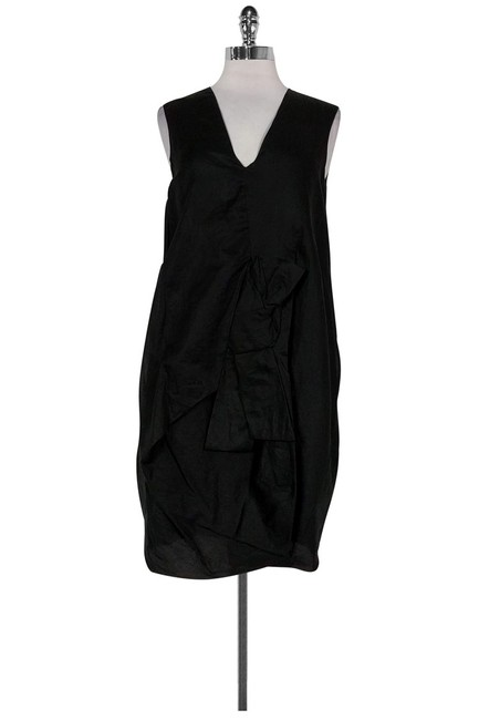 Item - Black Short Casual Dress Size 2 (XS)