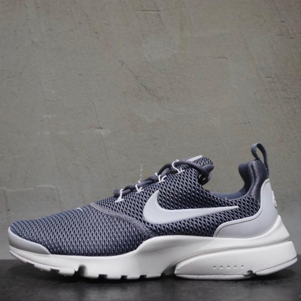 online store 4a10e 71655 Nike Grey Womens Presto Fly Sneakers Size US 10 Regular (M, B) 10% off  retail