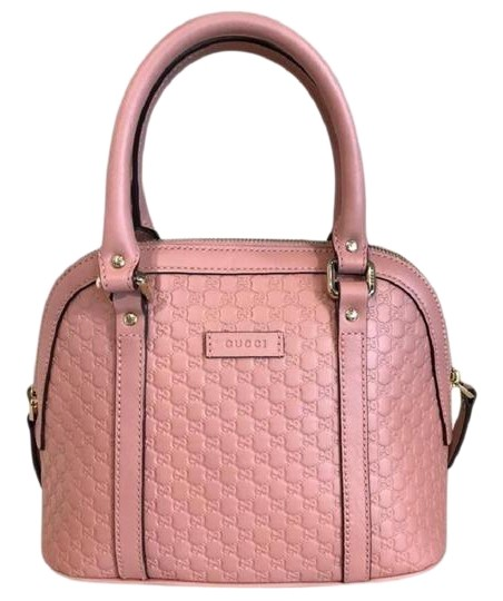 Preload https://img-static.tradesy.com/item/25217274/gucci-gg-with-strap-soft-pink-leather-satchel-0-1-540-540.jpg