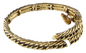 Alex and Ani Eve Wrap Expandable Bracelet V16W47RG Gold-tone