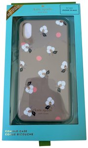 Kate Spade iPHONE Xs MAX --- NWT Breezy Floral Ditsy COMOLD CASE