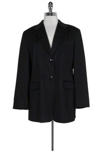 Max Mara Wool Black Jacket