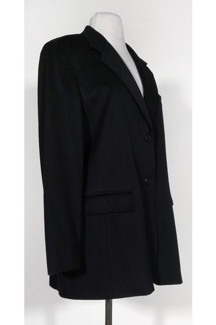 Max Mara Wool Black Jacket Image 1